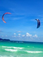 长滩风筝冲浪3