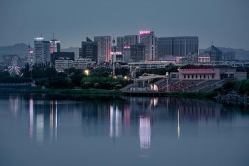 河畔夜色-锦州