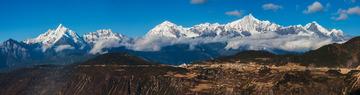 雪山全景图3