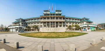 中国国家图书馆-全景图1