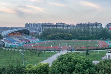 南京•南京邮电大学•北操体育场