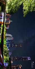 广州海心沙夜景