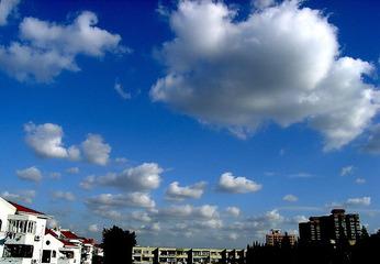 多云 Cloudy