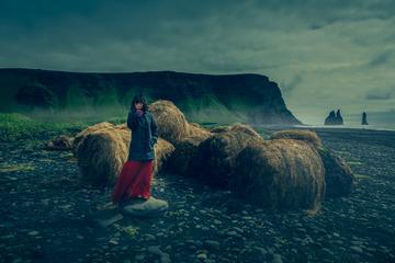 冰岛散记——黑砂、草垛和海风