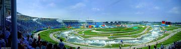 奥运的划艇比赛场