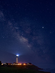 Pigeon Point Lighthouse MilkyWay